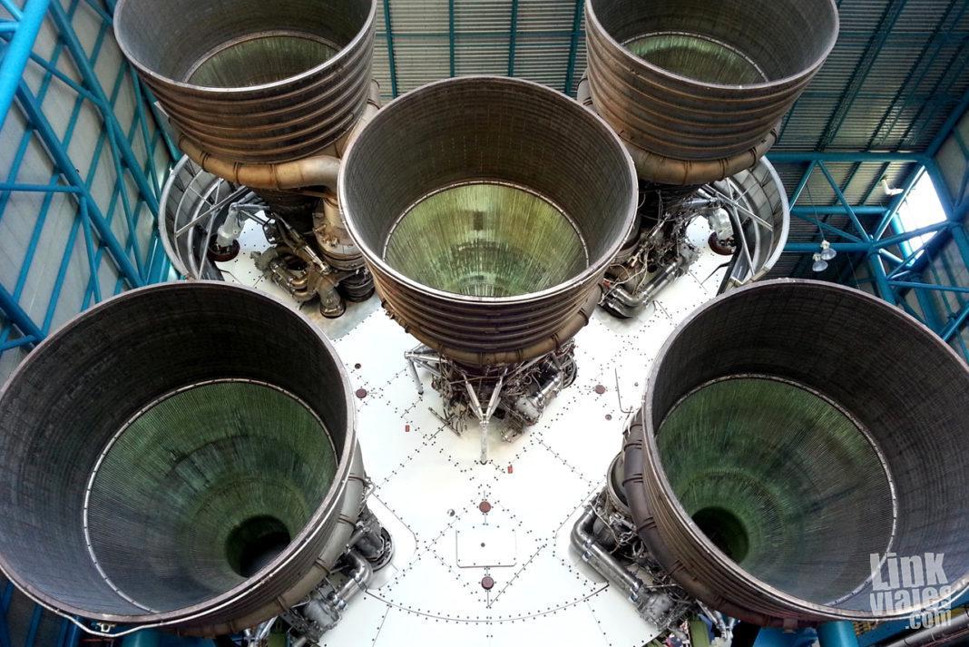 Propulsores del cohete
